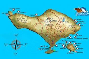 best dive site Bali
