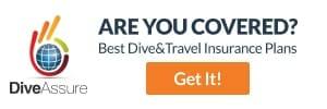 Bali Best Dive & Travel Insurance Plans